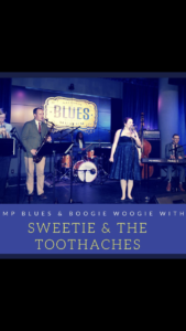 Sweetie and the Toothaches Performing