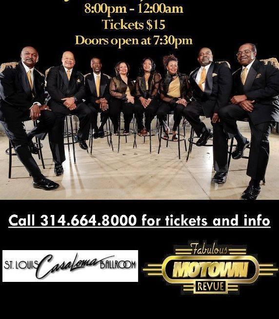 Motown Flyer
