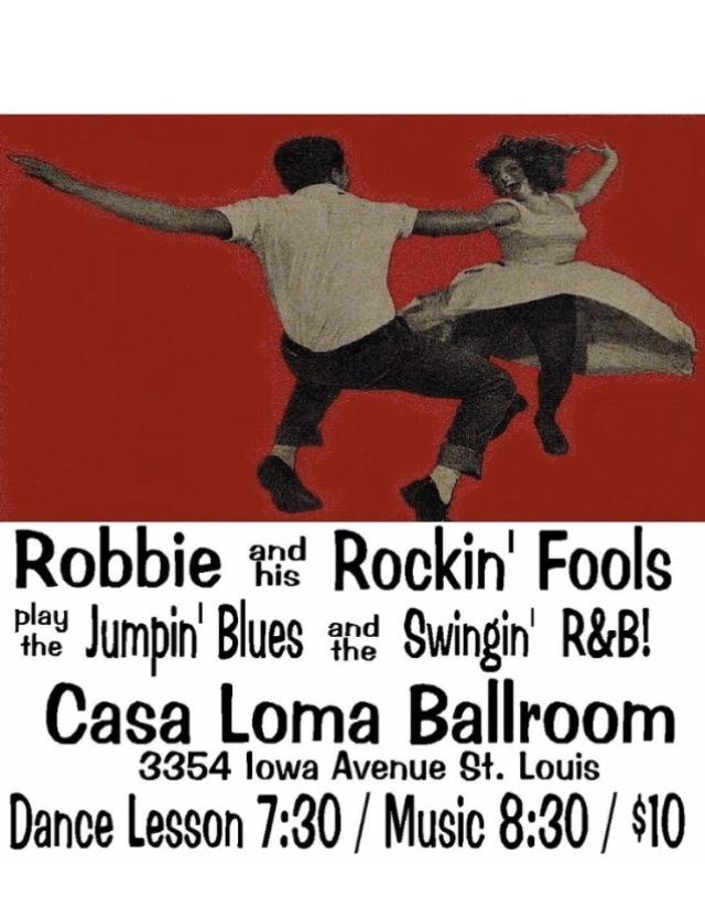 robbie n rockin fools