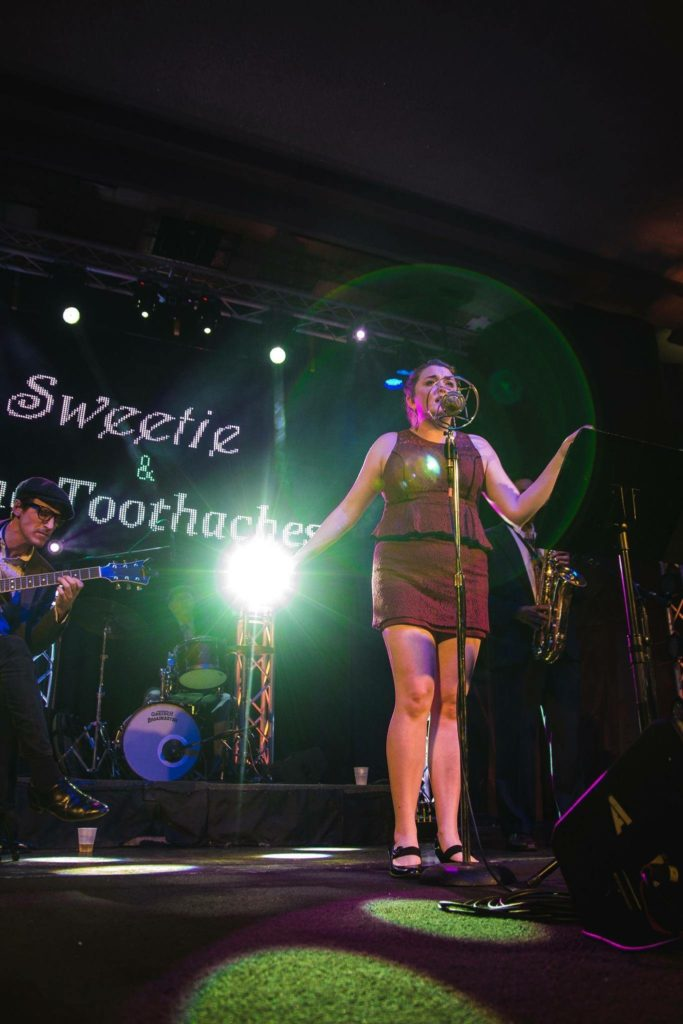 Sweetie and the Toothaches