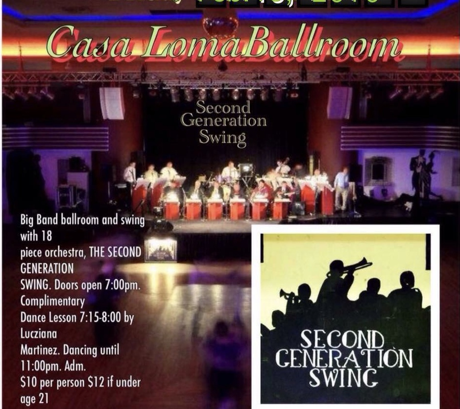 Second Generation Swing