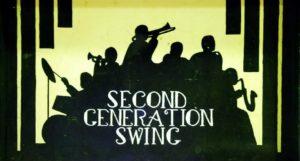 Second Generation Swing Logo