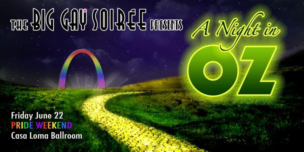 A Night In Oz