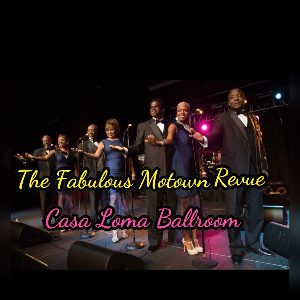 The Fabulous Motown Revue