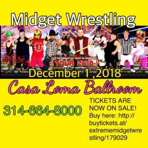 Midget Wrestling